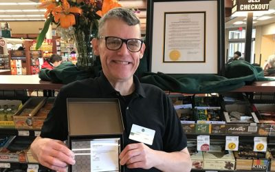 March Featured Customer: David at Lunds & Byerlys