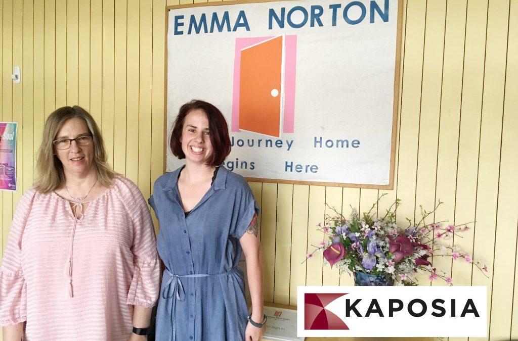June Featured Customer: Eileen at Emma Norton