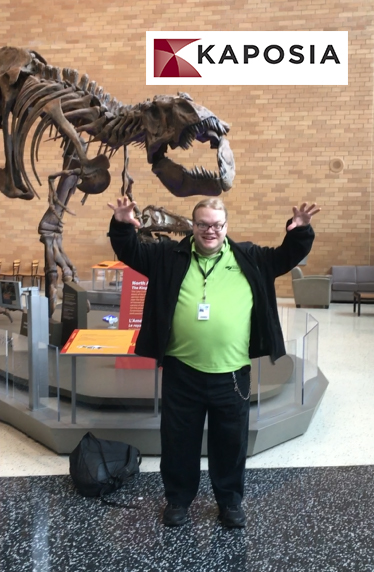 February Featured Customer: Seth's Science (Museum) of Discovery