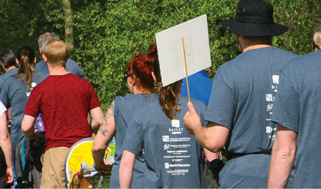 May 2nd – Walk for Wheels